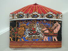 Tea Cozy Cosy by Frances Worters Quilted Cotton Carousel Merry Go Round - NWOT