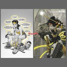 Wonder Woman Black & Gold #5 Cover A B Variant Set Options Presale 10/27