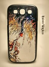USA Seller Samsung Galaxy S3 III  Anime Phone case Death Note Light & Shinigami