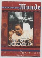 NEUF DVD LE SALON DE MUSIQUE SOUS BLISTER 1958 SATYAJIT RAY INDE cinéma du monde