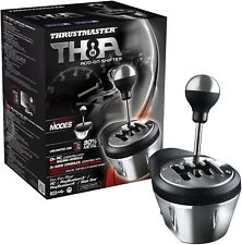 Thrustmaster TH8A Add-On Gearbox Shifter for PC, PS3, PS4 and Xbox One Gear box