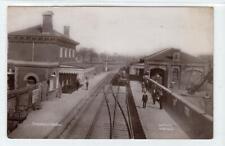 More details for snodland railway station: kent postcard (c55897)