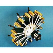 Bauplan 9-Zylinder-Sternmotor Modellbau Modellbauplan