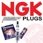 NGK 6664 Iridium IX Bujía BR7EIX para Kawasaki, HONDA, HUSABERG, CPI