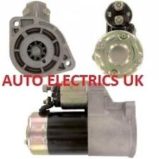 SAAB 9-3 9-5 2.0 2.2 TiD inc VECTOR TURBO DIESEL BRAND NEW STARTER MOTOR 1998-04