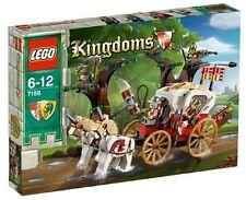 7188 KING'S CARRIAGE AMBUSH lego castle knight NEW kingdom legos set retired