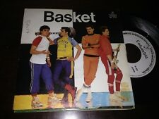 "BASKET - 7"" SINGLE ROCK N ROLL PROM0CIONAL"