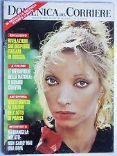 DOMENICA DEL CORRIERE    10 ottobre  1972  //MARIANGELA MELATO// IL GRAND CANYON