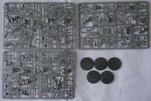 Warhammer Age of Sigmar Maggotkin of Nurgle Putrid Blightkings (5 Models)