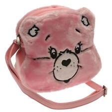 Care Bear Pink Ladies Ragazze BORSETTA BORSA, IRON FIST Funky Costume Nuovo di Zecca