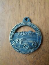 Pirelli Classic Marathon 1988  Finishers Medal
