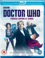 Doctor Who: Twice Upon a Time Blu-Ray (2018) Peter Capaldi cert 12 ***NEW***