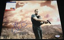 Jack Bauer Kiefer Sutherland signed 11 x 14, 24, Lost Boys, PSA/DNA AA25537