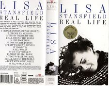 LISA STANSFIELD - REAL LIFE - VHS - PAL -N&S - Never played -Original Oz release