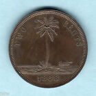 Liberia. 1868 2 Cent - Pattern... Prooflike - Near FDC.. KM-Pn16