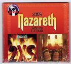 NAZARETH  '2XS / SOUND ELIXIR'   SEALED CD    SHIPS FREE TO CANADA