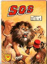 ~*~ SOS S.O.S n°34 ~*~ 1975 AREDIT