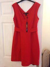 Marc Jacobs Robe rouge taille M, neuf avec étiquettes