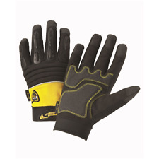 West Chester Safety Gloves Pro Series Brute Finger Protection Work Glove Medium
