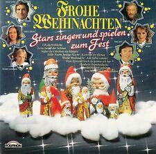 FROHE WEIHNACHTEN - STARS SINGEN UND SPIELEN ZUM FEST / CD - NEUWERTIG