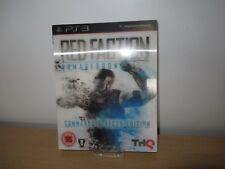 Red Faction Armageddon Command & Recon Edición PS3 Precintado Gb Limitado
