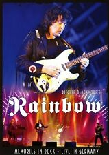 RITCHIE BLACKMORE'S RAINBOW Memories in Rock Live in Germany DVD NEW .cp