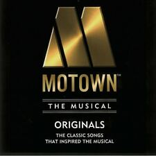 MOTOWN THE MUSICAL: 12 Classic Songs That Inspired the Musical Soundtrack (CD)