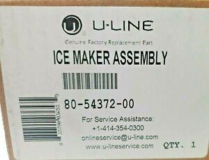 U-Line 80-54372-00 ICE MAKER ASSEMBLY