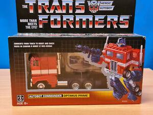 The Transformers - Optimus Prime G1 reissue - Hasbro