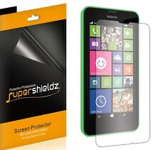 6X Supershieldz HD Clear Screen Protector Cover Shield For Nokia Lumia 630 / 635