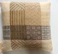 Cotton Blend Patchwork Vintage/Retro Decorative Cushions