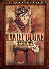 Daniel Boone: Season Five [New DVD] Boxed Set, Widescreen