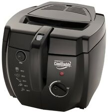 Presto CoolDaddy Cool-touch Deep Fryer Kitchen Perfect Quick Easy Best New