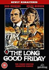 The Long Good Friday DVD Pierce Brosnan Helen Mirren Region 2