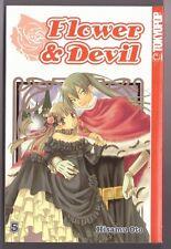 ++ Flower & Devil 5 Manga (Hisamu Oto) deutsch TOP!! ++