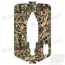 Traxxas T-maxx 3.3 Extended Protector Chassis Plate Realtree Max4 TRA5122X