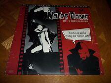 Notre Dame-Vol.1 Le Theatre Du Vampire 2XLP VG/VG- 1999 Osmose Prod. Snowy Shaw