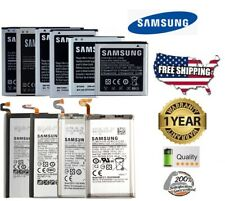 Samsung Galaxy S3 S4 S5 S6 S7 S8 S9 S10 E Plus Note 9 8 5 Edge 4 3 2 OEM Battery