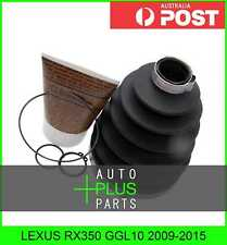 Fits LEXUS RX350 GGL10 2009-2015 - Outer C.V. Joint Boot (92X119X26.6) Kit