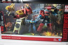 Transformers G1 Platinum Edition Autobots Intel Ops Blaster & Perceptor in Stock