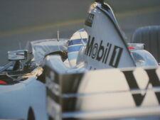 Poster West McLaren Mercedes MP4/15 2000 #1 Mika Hakkinen (FIN) type 2