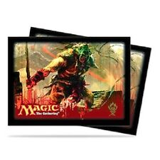 MTG 80 Count Ultra Pro Deck Protector Sleeves  - Skarrg  - Magic the Gathering