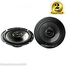 """PIONEER TS-G1723i 17cm 6.5"""" 16.5cm 250W PAIR CAR SPEAKERS 3WAY Coaxial Co axial"""