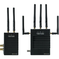 New Teradek Bolt 1000 LT 3G-SDI Wireless Transmitter & Receiver Set MFR #10-1955