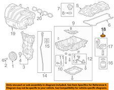 GM OEM Engine-Oil Cooler Seal 12631938