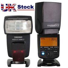 Yongnuo YN-568EX III TTL Flash Speedlite for Canon 5D II III 6D 7D 650D 550D UK