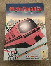 Metromania Jean- Michel Maman Board Game - Family Fun