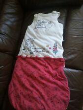 Gruffalo Pink White Sleep Bag 18 -24 Months Tog Rating 2.5