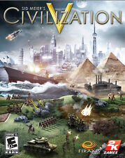 [Versione Digitale Steam] PC/MAC Sid Meier's Civilization V [5]  Invio Key email