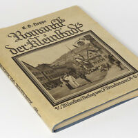 German Small Towns in 1920s Book w/176 photo gravure by Emil O Hoppe Germany